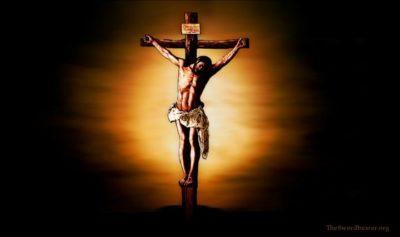 на какой горе распяли христа