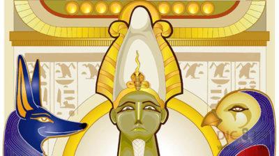 Каким богом был бог Осирис