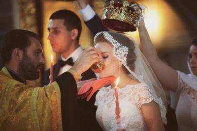 Что надо для венчания в России