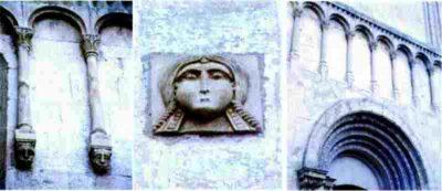 В каком веке был построен Дмитриевский собор во Владимире