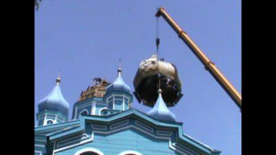 Сколько должно быть куполов на храме