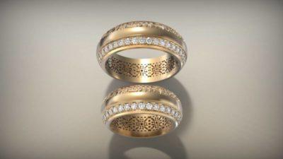 Какие должны быть кольца для венчания