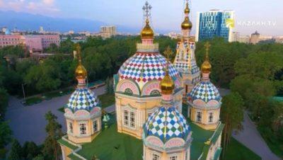 Какие есть кафедральные соборы в России