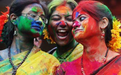 когда праздник холи в индии