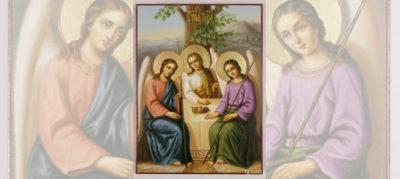 Где сейчас находится икона Троица