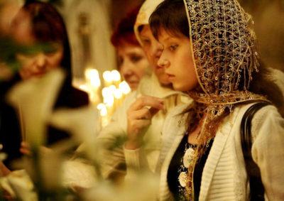 Как надо креститься в православии