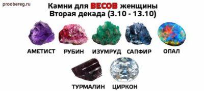 Какой камень подходит к имени Юлия