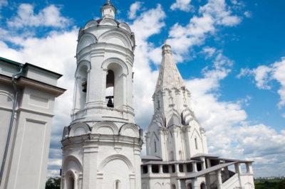 Кто построил церковь Вознесения Господня в Коломенском