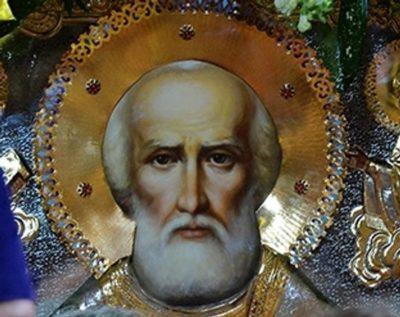 Где сейчас находятся мощи святого Николая
