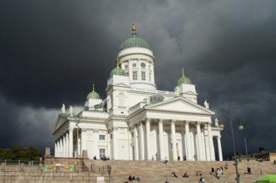 В каком году был построен кафедральный собор