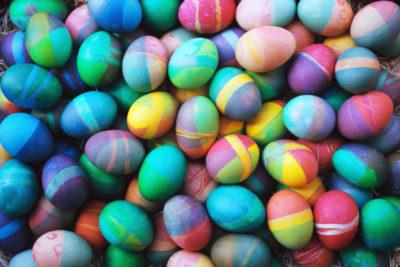 Что значит яйца на Пасху