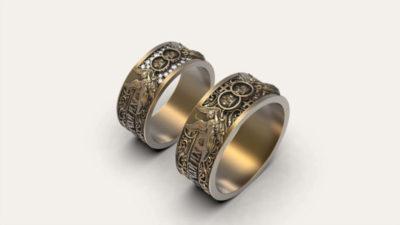 Можно ли носить венчальное кольцо на левой руке