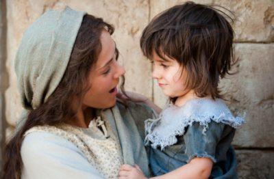 Кто был с матерью Иисуса