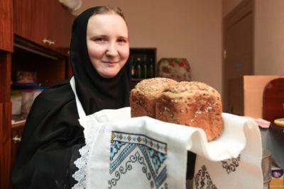 как называется хлеб в церкви