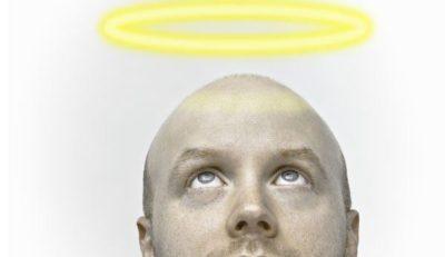 как называется кольцо над головой ангела