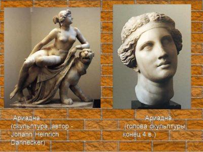 Что означает женское имя Ариадна