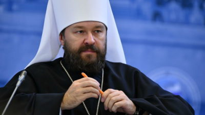 Как называется глава Русской православной церкви