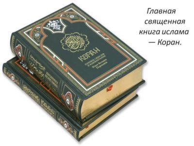 Какие есть священные книги