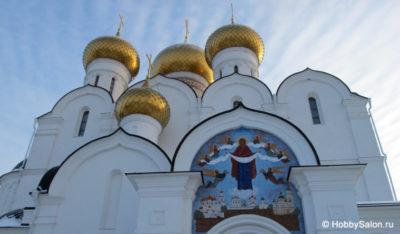 Кем был построен Успенский собор во Владимире