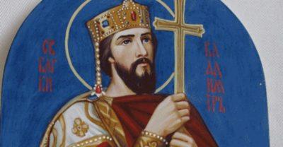 Как крестился князь Владимир