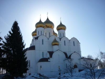 В каком городе находится Успенский собор