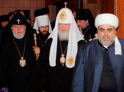 Какая религия у армян