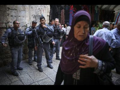 В каком году мусульмане завоевали Иерусалим