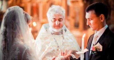 Что нужно для того чтоб венчаться в церкви