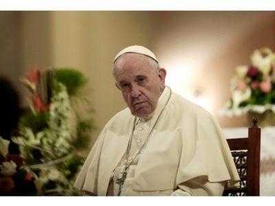 Кто глава церкви в католицизме
