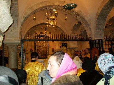 Где находятся мощи Святого Николая в Бари