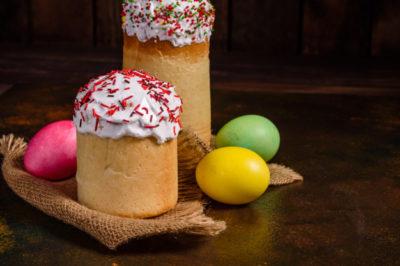 Что значит кулич и яйца на Пасху