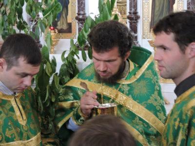 Кто входит в Святую Троицу