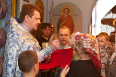 Когда начинается утренняя служба в церкви