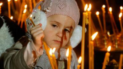 Какая религия у украинцев