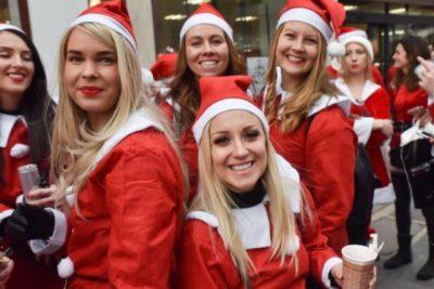 Когда Рождество в Лондоне