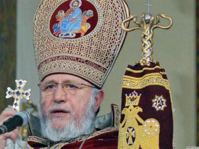 Какая вера и церковь у армян