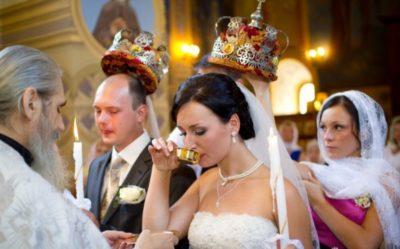 Можно ли венчаться не в браке