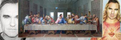 В каком музее находится картина Тайная вечеря