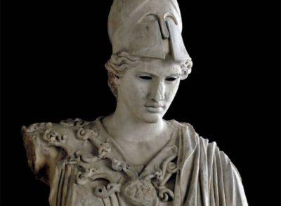 Кто такой Бог Афина