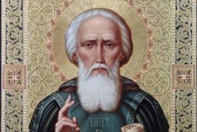 Чей покровитель Сергий Радонежский