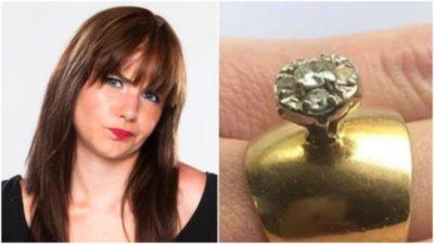 Можно ли носить кольцо умершей матери