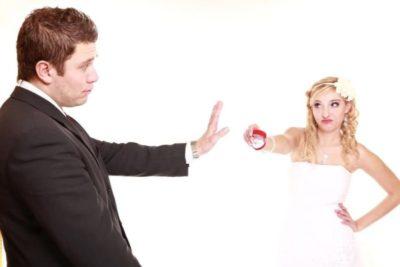 почему не могу выйти замуж