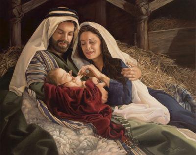 Как звали родителей Иисуса Христа