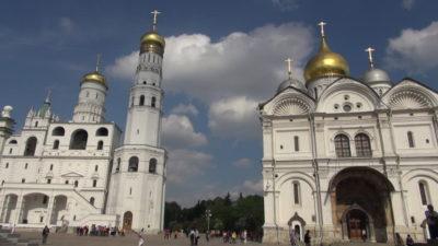 Кто из зодчих возвел Успенский собор на территории Московского Кремля