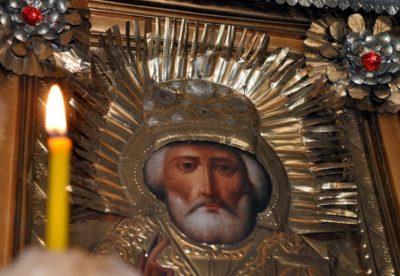Где находится могила святого Николая