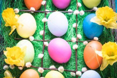 Кто приносит пасхальные яйца в Германии