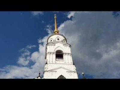 Кто расписал Успенский собор во Владимире