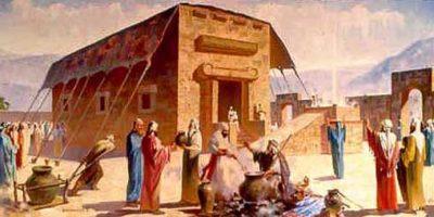 Что такое Скиния в Библии