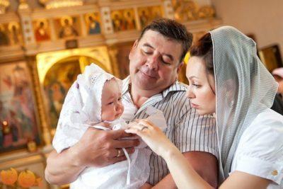 Кто не может быть крестным