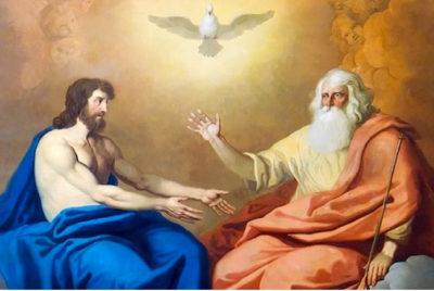 Как звали Бога Отца